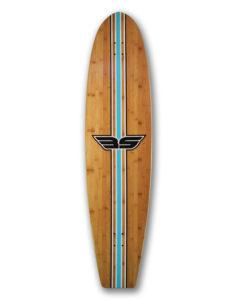 "SIgnature Cruiser 60"" x 15"" Longboard"