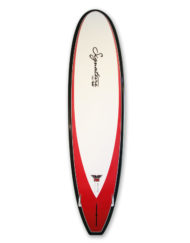 8'0 Bill Foote (Pro Carbon) Longboard